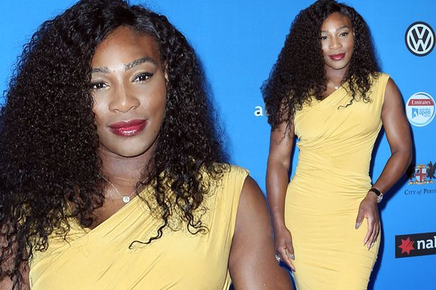 Serena Williams Says She Cries And Is Really Sad in TIME Magazine image