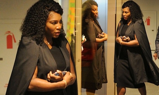 Serena Williams Calls Her Pregnancy AN ACCIDENT!