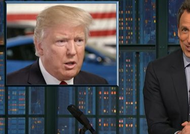 "SETH Meyers Calls Donald Trump '""DEAD INSIDE"" – Watch the Shocking Video"