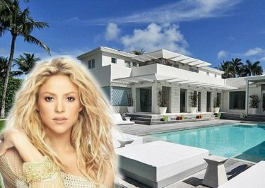 """WHENEVER, WHEREVER"" : SHAKIRA Puts Up Her House FOR SALE! See Inside…"