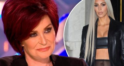 Sharon Osbourne Hates on KIM KARDASHIAN AGAIN!