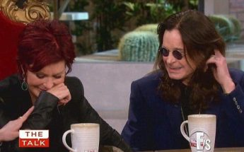 Good For Her: Sharon Osbourne Gets Birthday Surprise From Ozzy On THE TALK