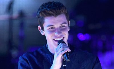 Shawn Mendes – 'Mercy' Performance at iHeartRadio Music Awards