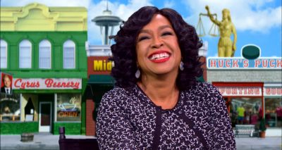HOW TO GET AWAY WITH MURDER: Shonda Rhimes Joins Planned Parenthood Board