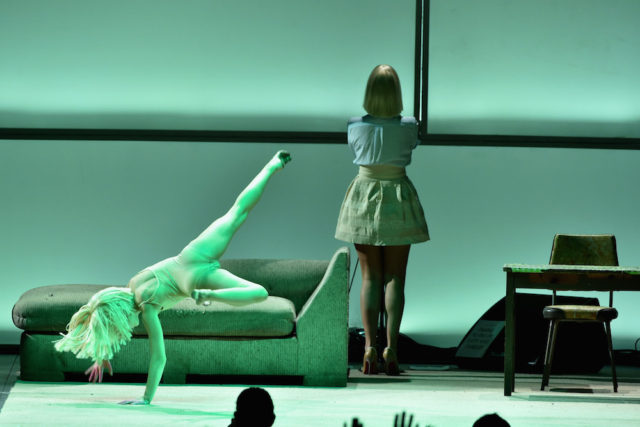 Sia Performs 'The Greatest' Live at Apple Keynote Speech image