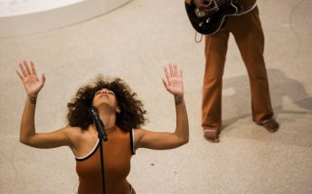 SOLANGE Was ALL OVER The Guggenheim Last Night!