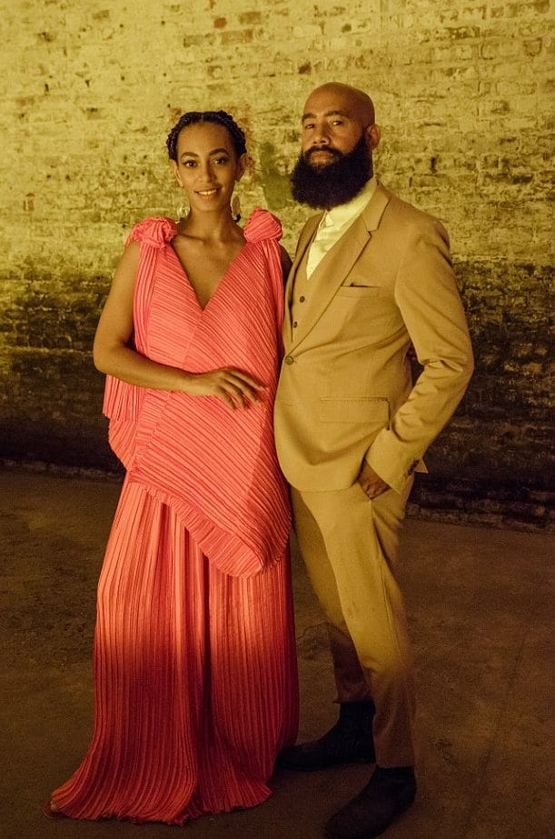 Solange Knowles Throws SEAT AT THE TABLE Listening Party in New Orleans