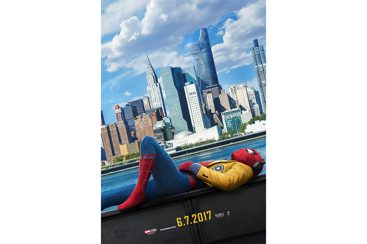 Amazing New Posters For Spiderman: Homecoming image