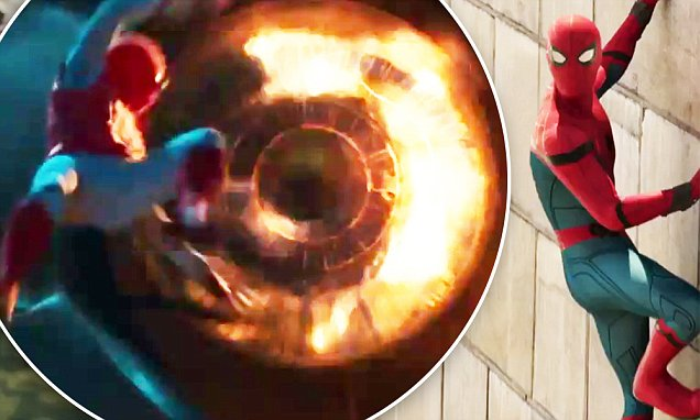 New Trailer for 'Spiderman: Homecoming' WITH FOOTAGE! image
