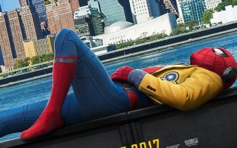 Amazing New Posters For Spiderman: Homecoming