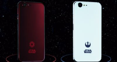 SHARP Japan Release 'STAR WARS' Smartphones, Better Than an iPhone or Galaxy!