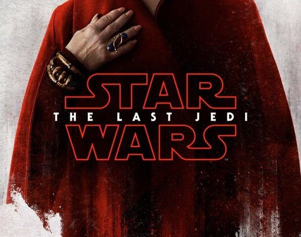 New 'Star Wars: The Last Jedi' Behind-the-Scenes Footage image