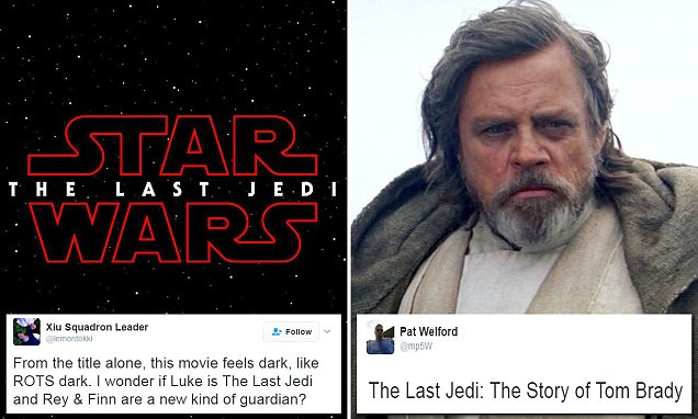 'Star Wars Episode VIII' Given Official Title by Disney