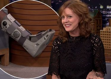 Susan Sarandon DRUNK During Jimmy Fallon MUSICAL BEERS Segment: Gulp Gulp!