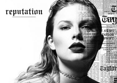 Taylor Swift Reveals New Album Title: REPUTATION!