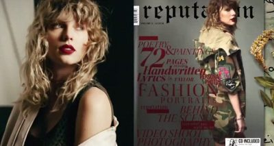 Taylor Swift Sells 700,000 Units of 'Reputation' in First 24 Hours