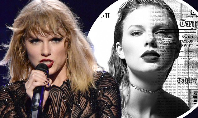 Taylor Swift Has Biggest 2017 Album Sales for 'Reputation'