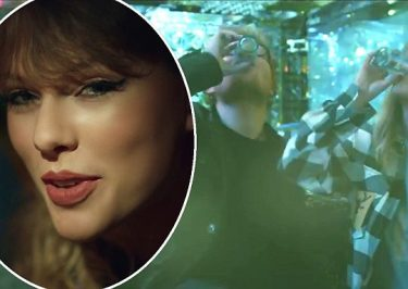 Taylor Swift BEHIND-the-SCENES of 'End Game' Music Video