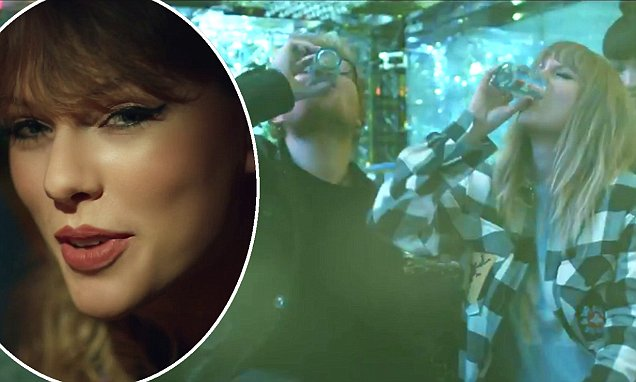 Taylor Swift BEHIND-the-SCENES of 'End Game' Music Video image