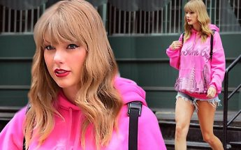Taylor Swift Says She Loves NYC Through Her Clothes!