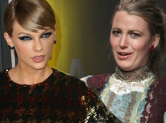 WHAT? lol: Taylor Swift Says She's DROWNING IN TEARS After Seeing Blake Lively's 40th Birthday Party for Ryan Reynolds image