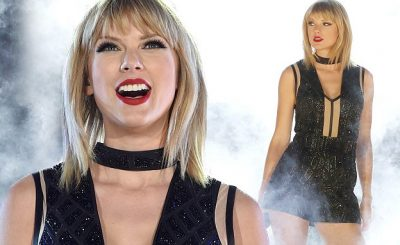 Taylor Swift Performs 'This is What You Came For' By Calvin Harris at Formula One Show – Her ONLY Concert This Year!