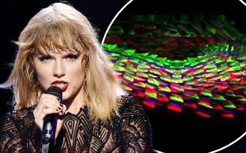 Taylor Swift Shares Another SNAKE Video, Hinting New Single! Hisss…