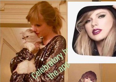 Taylor Swift Creates an App!