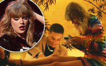 Taylor Swift 'End Game' Music Video ft FUTURE