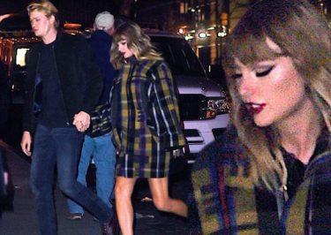 Taylor Swift Shows Off New Boyfriend Joe Alwyn