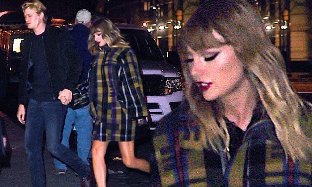 Taylor Swift Shows Off New Boyfriend Joe Alwyn image