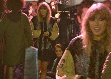 Taylor Swift Secretly Films a Music Video in LONDON Kebab Shop!