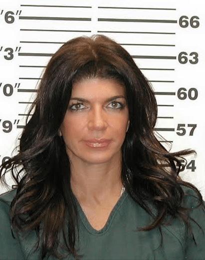 Teresa Giudice Refuses to Call Herself a CRIMINAL! image