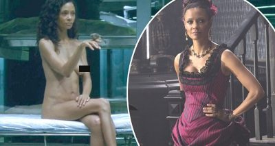Thandie Newton Says She Likes to ACT NAKED