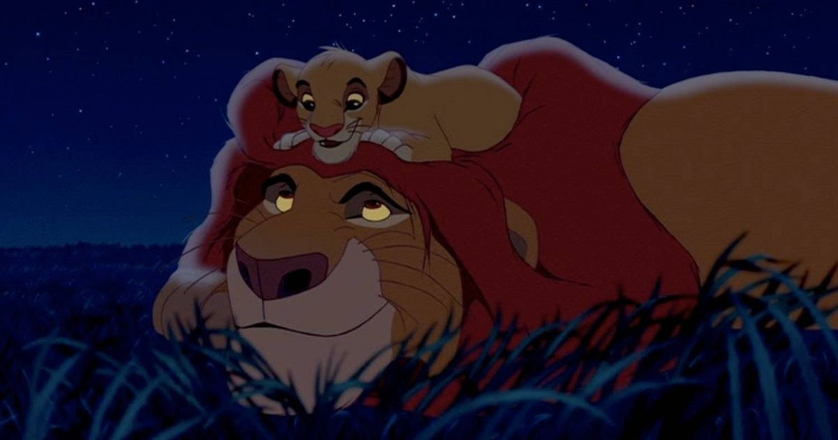 Live-Action 'Lion King' Opening Scene Shown at D23 image