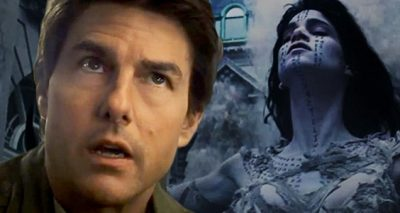 TOM CRUISE Stars in Brand New 'The Mummy' Trailer
