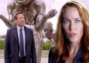 Mulder and Scully REUNITE In 'X-Files' Trailer