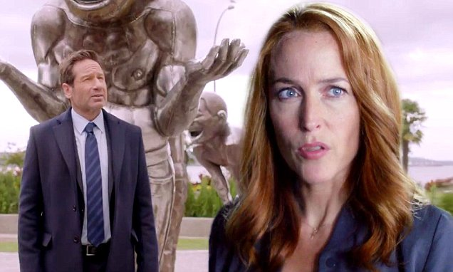 Mulder and Scully REUNITE In 'X-Files' Trailer image