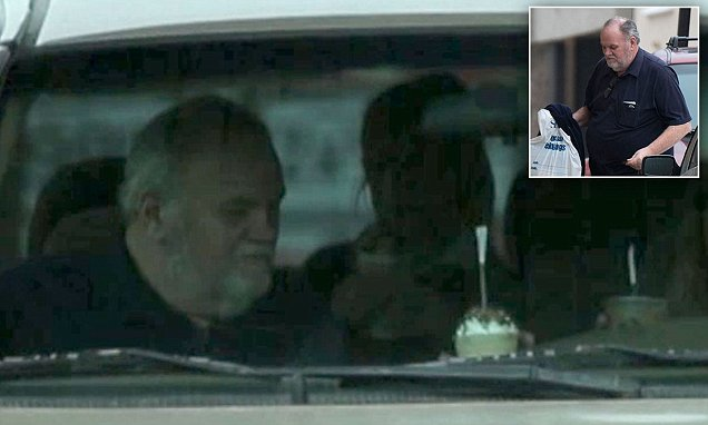 Meghan Markle's FATHER Makes First Public Appearance After Royal Wedding image