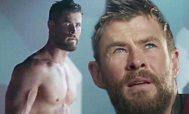 Chris Hemsworth Goes NUDE In Trailer for'Thor: Ragnarok'
