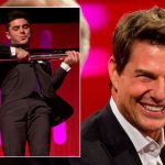 Ricky Martin Dances in UNDERWEAR, Impersonates 'Risky Business' Tom Cruise! image