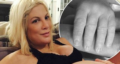 Tori Spelling Gives Birth to 5th BABY Boy!