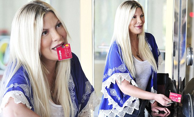 Tori Spelling Hits Back at Haters Calling Her Kids FAT! image