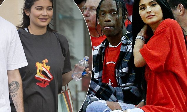 KYLIE JENNER PREGNANT With Travis Scott's Baby!
