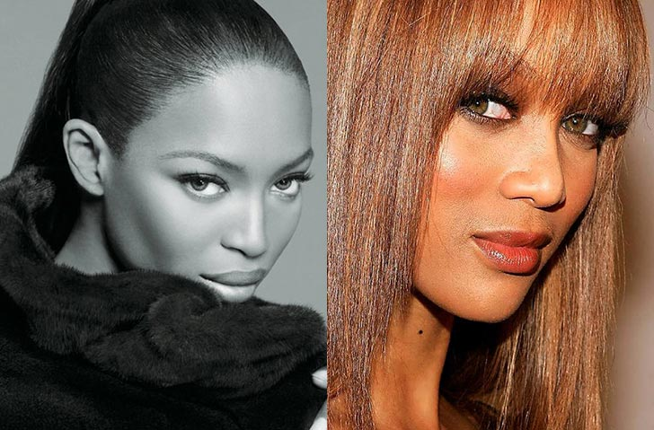 """Tyra Banks Says That She Is Still """"VERY SCARED"""" Of Naomi Campbell image"""