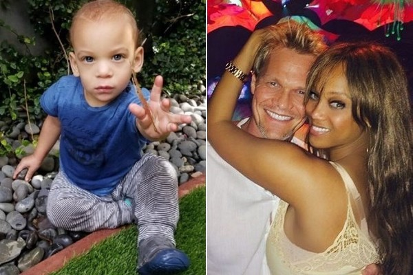 Tyra Banks Shares Photo of LookaLike Son! image