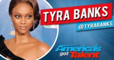 Tyra Banks Replacing Nick CANNON As 'America's Got Talent' Host
