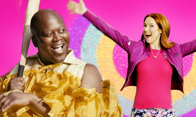 Tituss Burgess Plays Beyoncé in 'Unbreakable Kimmy Schmidt' Season Three Trailer image