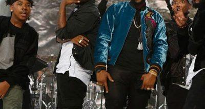 Usher Has NO LIMIT on 'Jimmy Kimmel Live'