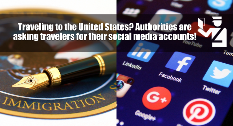 The US Government is Now Asking Visa Applicants For Social Media ACCOUNTS! image
